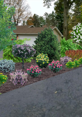 Personalized Privacy Berm
