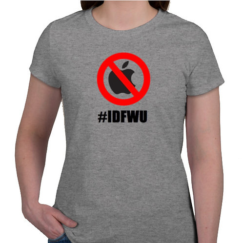 #IDFWU