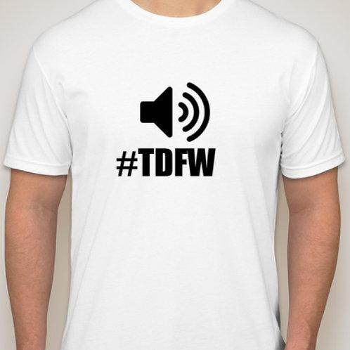 #TDFW - WHITE