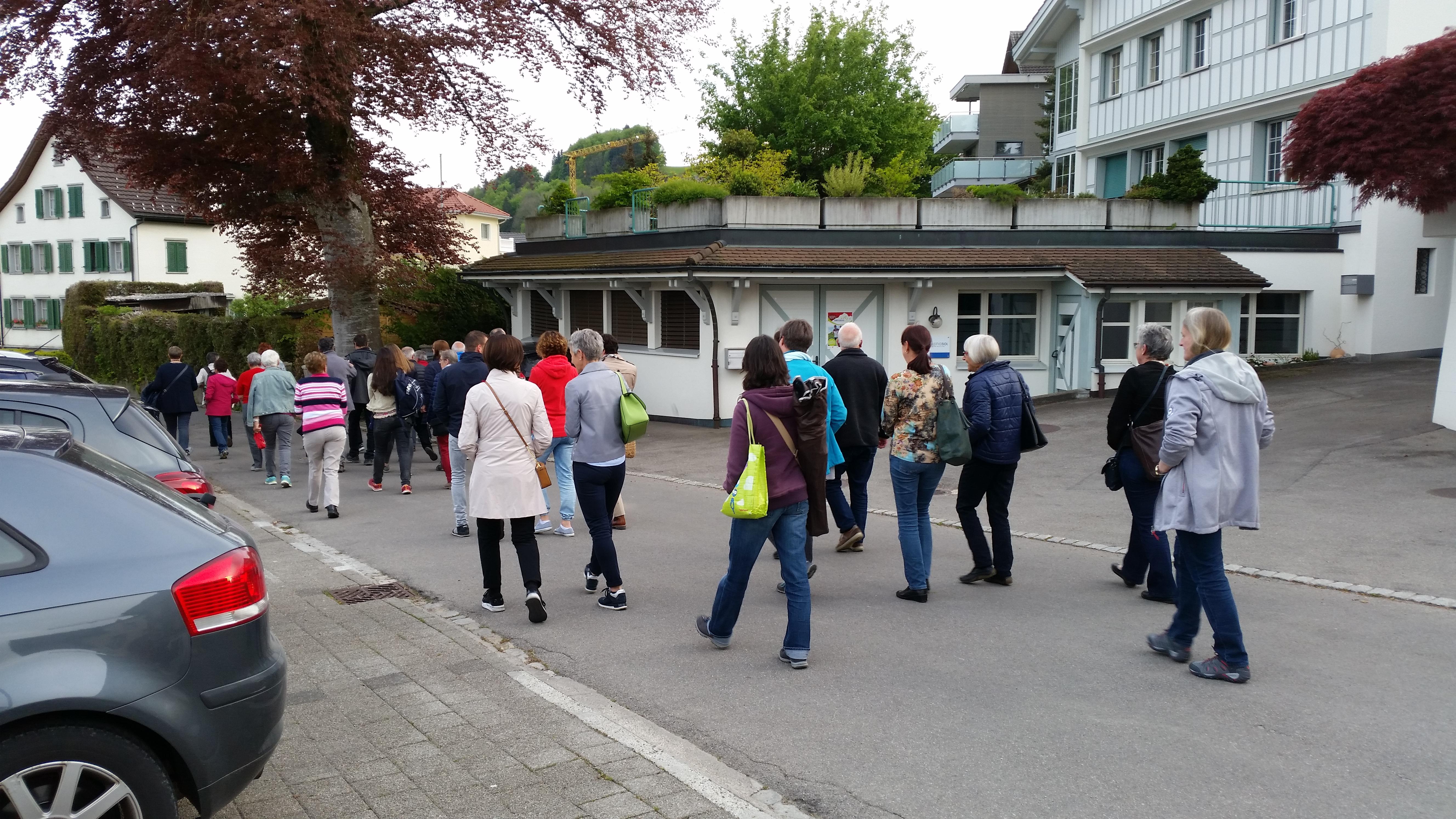 Historischer Spaziergang