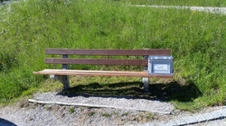Lesekiste in Oberhelfenschwil