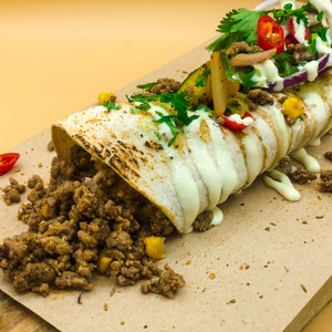 Burrito Mejiicana