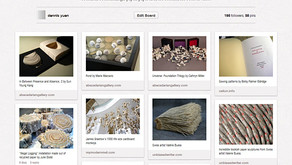 Pinterest bookarts and paper arts board