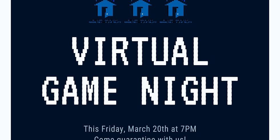 NSMH Virtual Game Night