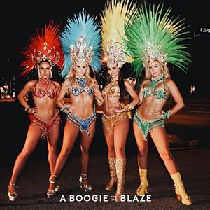 BRAZILIAN CARNAVAL DANCERS