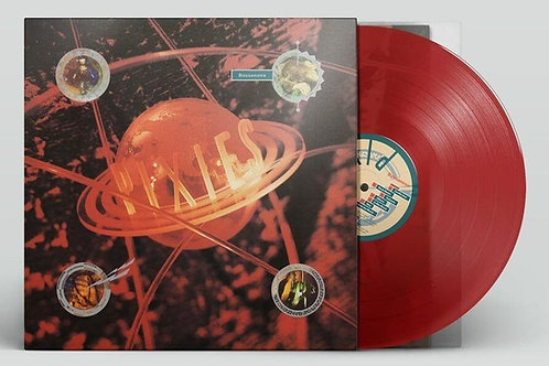 Pixies - Bossanova (30th anniversary limited red vinyl inc. original booklet)