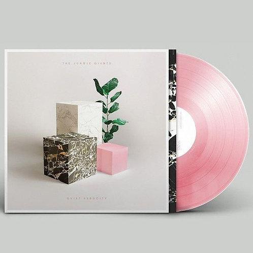 The Jungle Giants - Quiet Ferocity (Gatefold / Pink Vinyl)