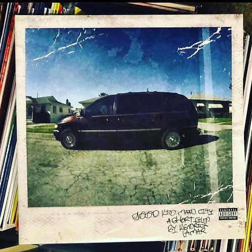 Kendrick Lamar - Good Kid, M.A.A.D City (2LP)