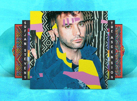 """The """"More Human""""Tip-On Jacket Which Houses Sufjan Stevens' The Ascension"""