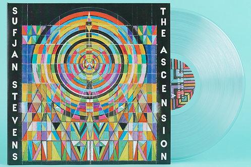 Sufjan Stevens - The Ascension (1st pressing limited edition / clear vinyl