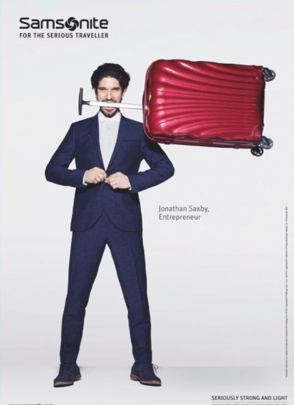 Samsonite World Traveller