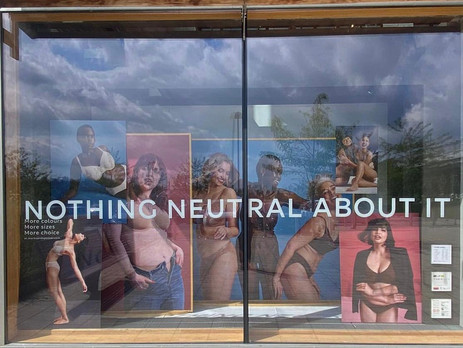 Nothing Neutral About It - Marks & Spencer