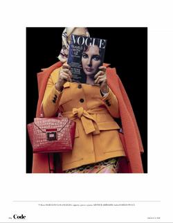 Zvona Vogue Italia