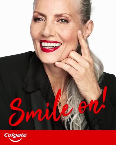 Jane S Colgate Smile On
