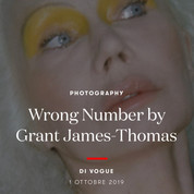 Vogue Italia Wrong Number