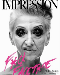 Impression Magazine Lingerie Feature