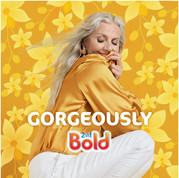 Gorgeously Bold