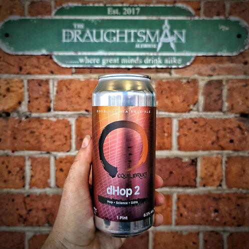 Equilibrium Brewery - dHop2 - DIPA - 8.5%