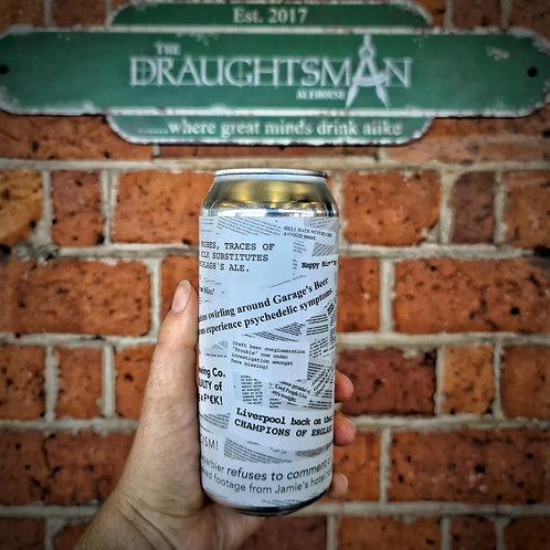 Barrier Brewing Co - Headlines - Triple NE IPA - 10.5%