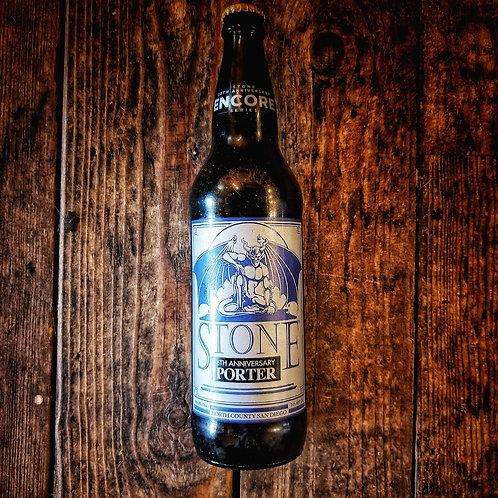 Stone Brewing - Encore Series: 6th Anniversary Porter - Porter - 8%