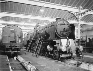 Doncaster works, 1943