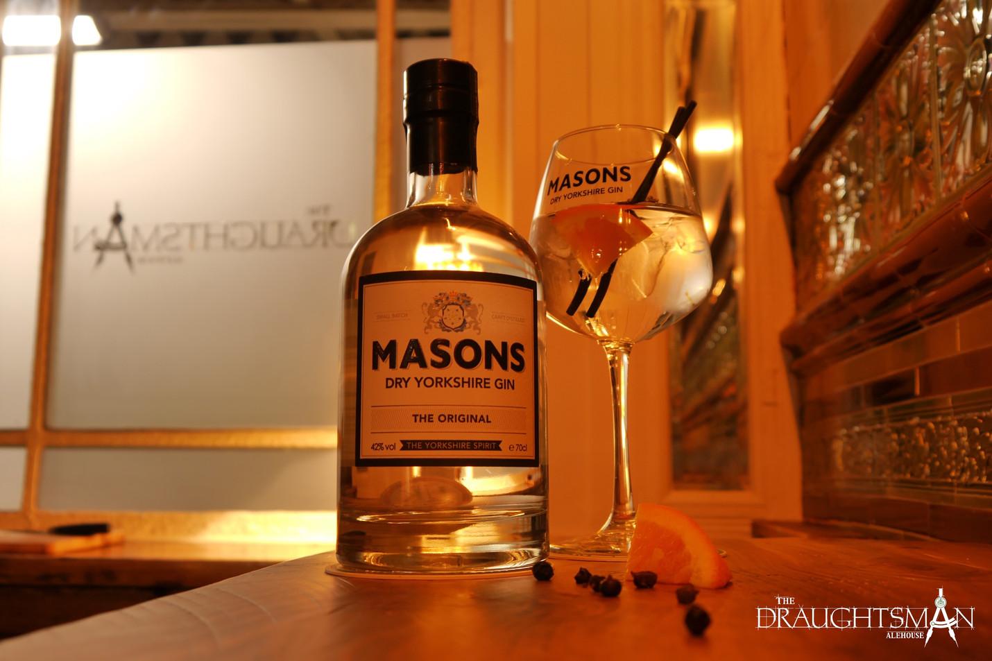 Mason's Original Dry Gin