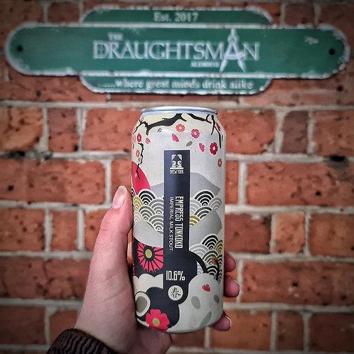 Brew York - Empress Tonkoko - Imperial Milk Stout - 10.6%