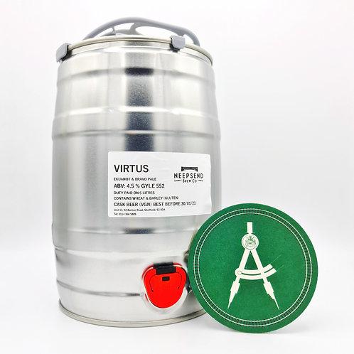 Neepsend - Vitrus - Pale Ale - 4.5%