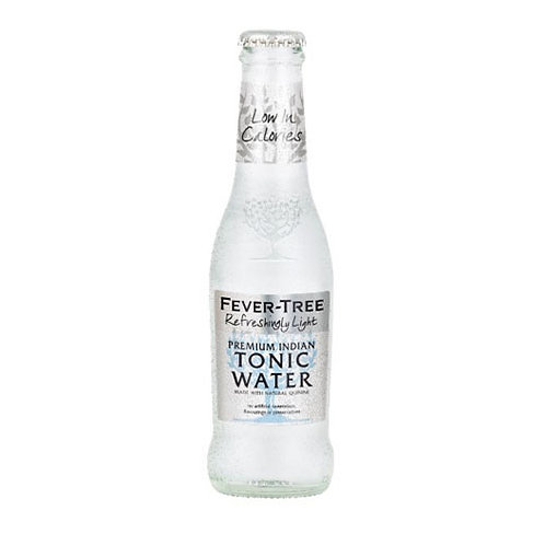 Fever Tree - Refreshingly Light Indian Tonic Water - 200ml