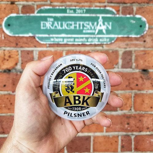 ABK - Bavarian Pilsner 4.2%