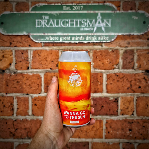 Lost and Grounded - Wanna Go To The Sun - Pale Ale - 4.6%
