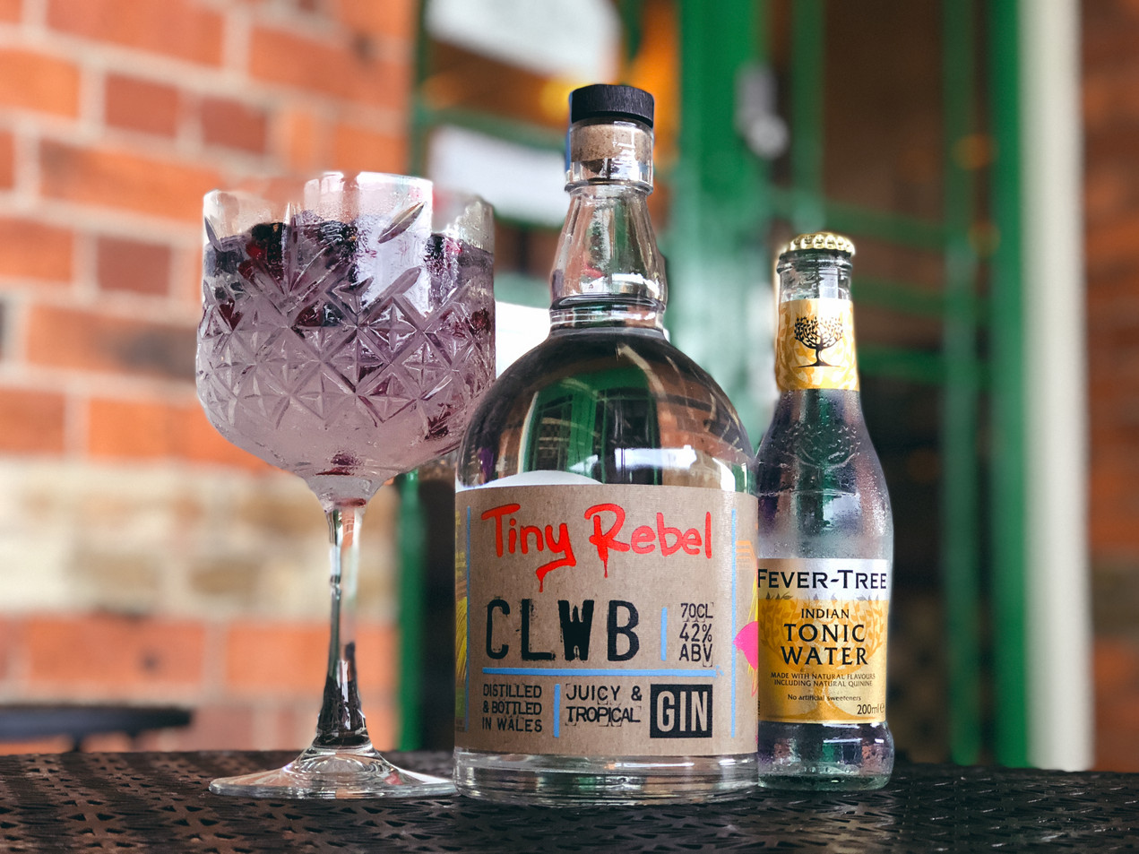 CLWB Tropical Gin