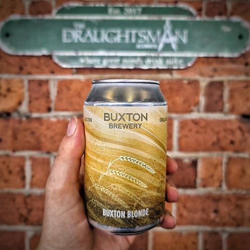 Buxton Brewery - Buxton Blonde - 4.6%