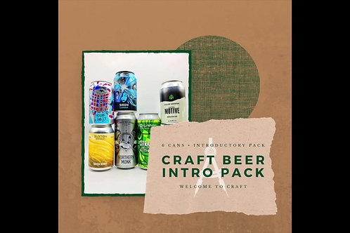 The Craft Beer Intro Box