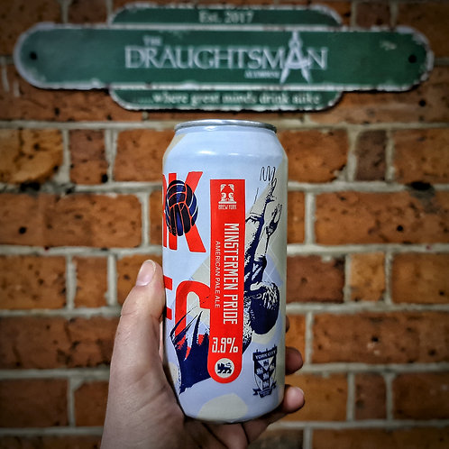 Brew York - Minstermen Pride - Pale Ale - 3.7%