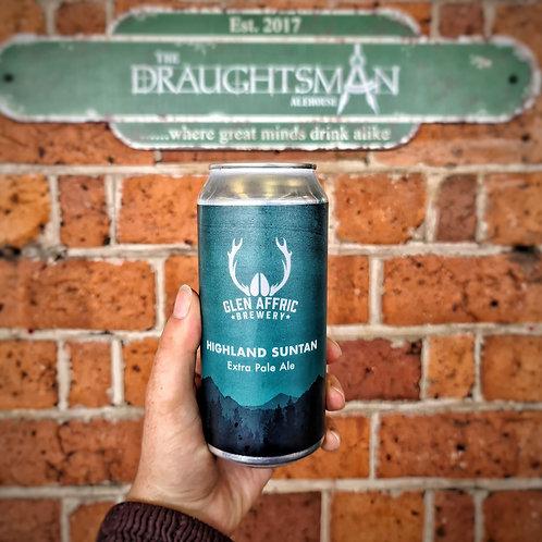 Glen Affric - Highland Suntan - Extra Pale Ale 4.9%