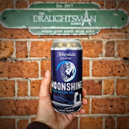 Abbeydale Brewery - Moonshine - Pale Ale - 4.3%
