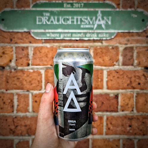 Alpha Delta Brewing - Ersa - New England IPA - 6.9%