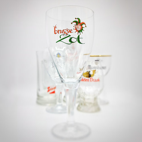 Brugse Zot Pint Chalice