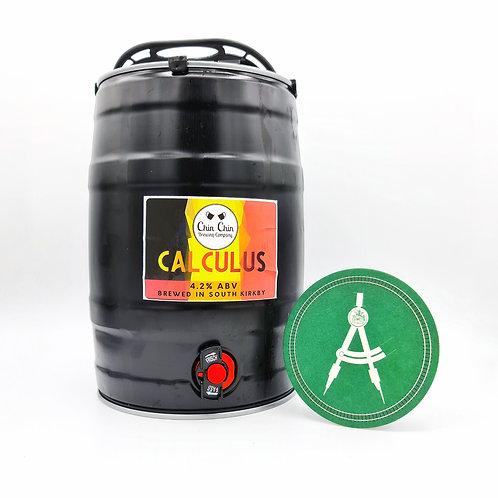 Chin Chin - Calculus - Belgian Pale - 4.2%