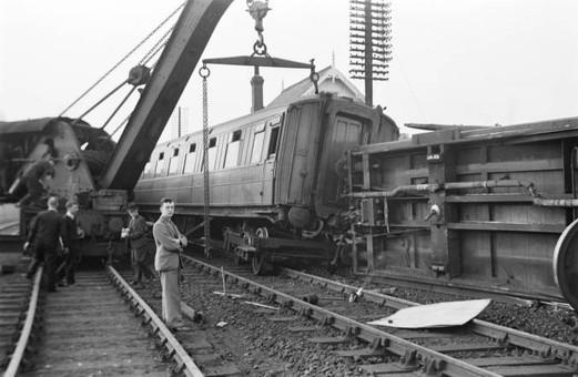 Accident at Balby Bridge, 1947