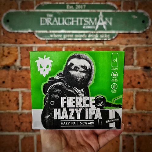 Fierce Beer - Hazy IPA 4 Pack - 5%