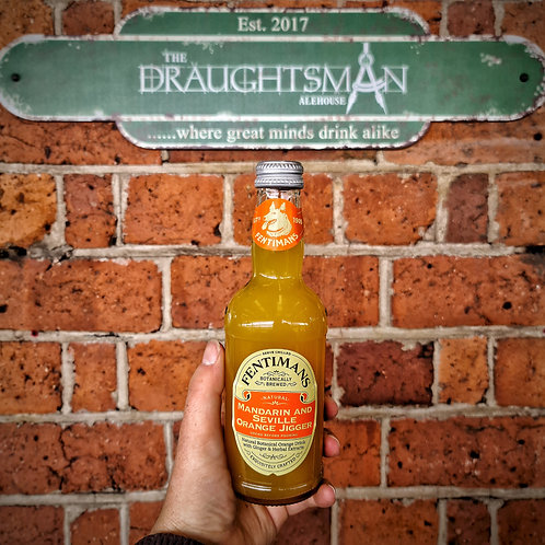 Fentimans - Mandarin & Seville Orange Jigger - 275ml