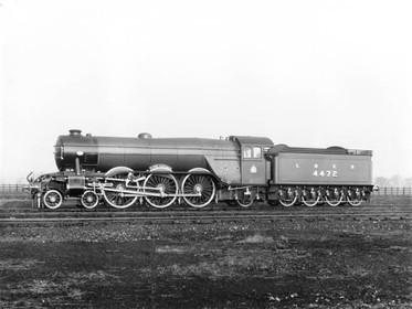 A3 Class engine, 1924 Flying Scotsman