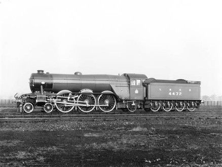 A3 Class engine, 1924 Flying Scotsman