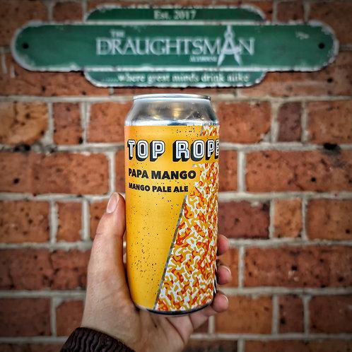 Top Rope - Papa Mango - NEPA - 5.1%