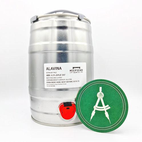 Neepsend - Avalina - Pale Ale - 4.1%