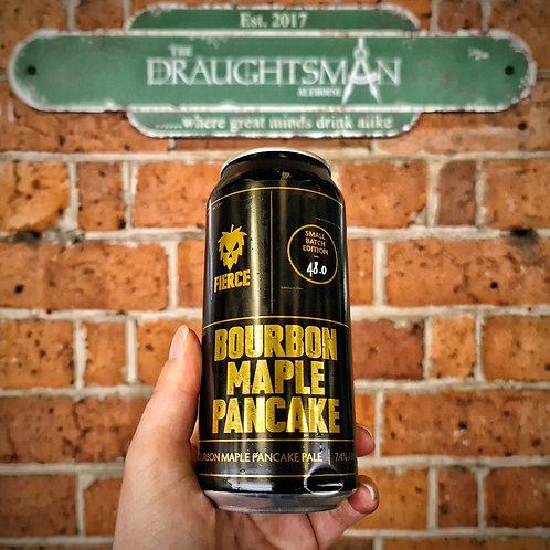 Fierce Beer - Bourbon Maple Pancake - Pale Ale - 7.4%