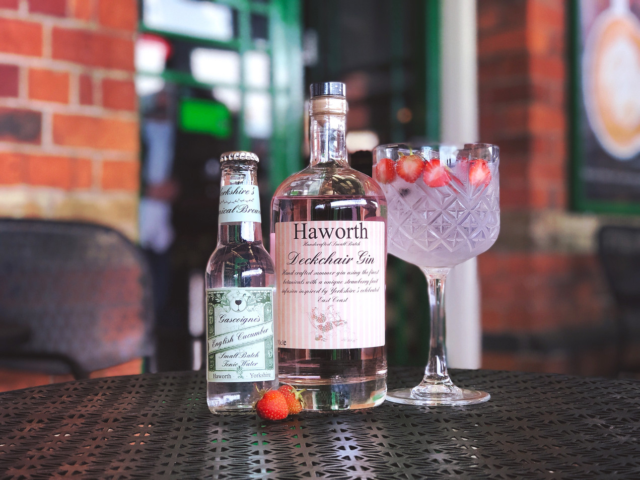 Haworth Deckchair Gin