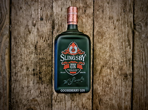 Slingsby - Gooseberry Gin - 40% - 70cl